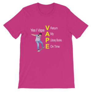 Yes I Vape T-Shirt