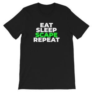 EAT SLEEP SCAPE REPEAT T-Shirt